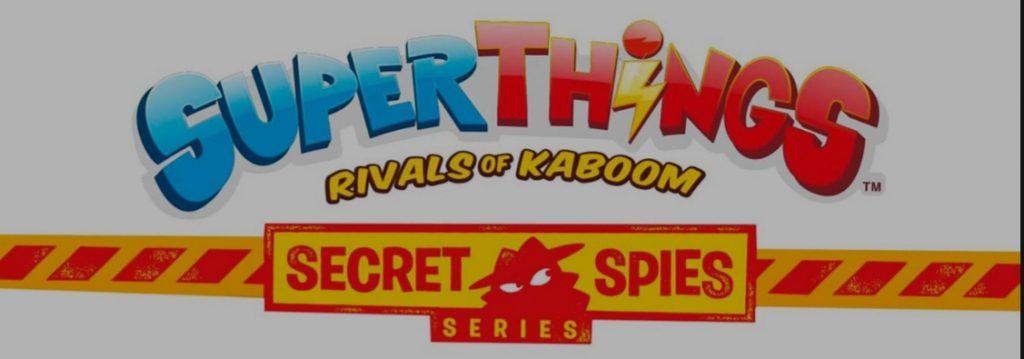 Superzings Secret Spies series